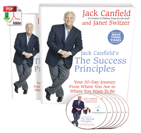 The Success Principles 30-day Journey